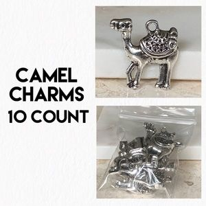 Other - [10 Count] Camel Charms